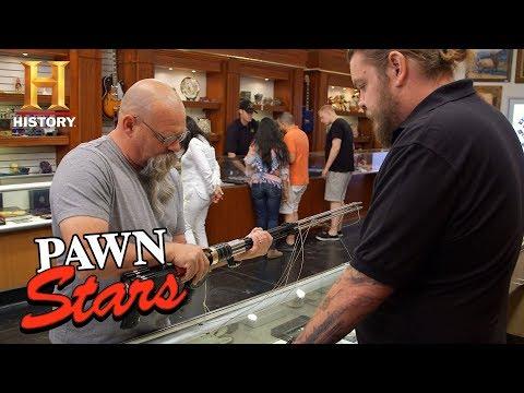 Pawn Stars Trivia: Record-Breaking Spearfishing | History