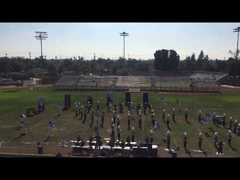 Double Agent - Monrovia Marching Wildcats 11/11/17