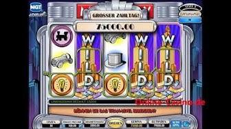 Monopoly Spielautomat im Online Casino