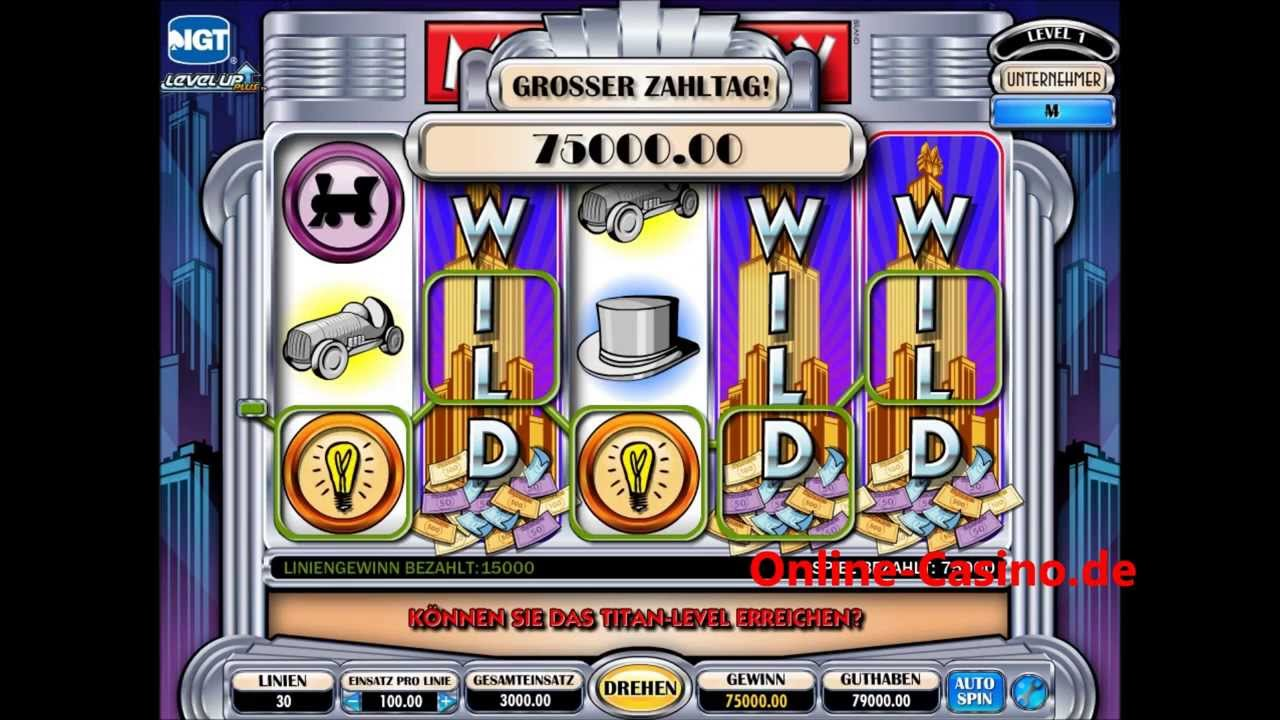 start online casino spielautomat