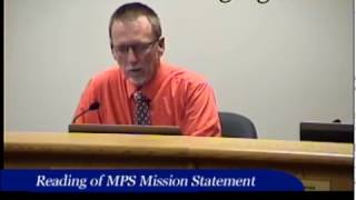 01.17.2017 Marshall Public Schools Board Meeting
