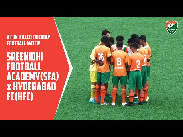 A Fun-filled Friendly Football Match!