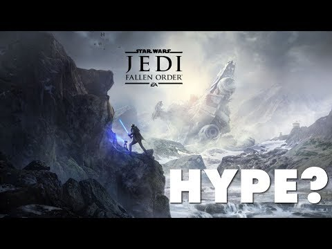 Star Wars Jedi: Fallen Order - Looks Good, Fuck EA (OMGH)