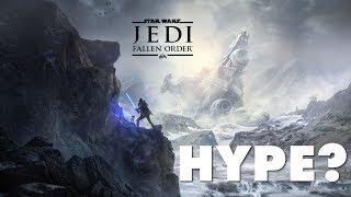 Star Wars Jedi: Fallen Order - Looks Good, Fuck EA (OMGH)