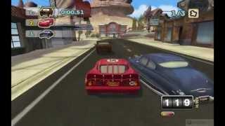 Cars Mater-National Championship PC Gameplay 720P