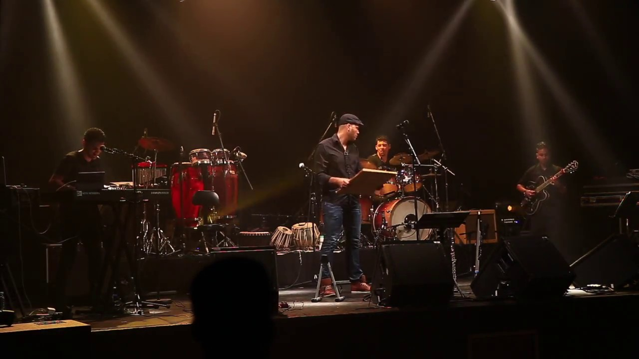 Christophe Zoogones | Drum and guitar | NOYA