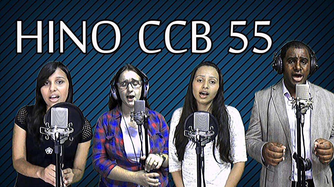 HINO CCB 55 - Foi grande a tempestade #1
