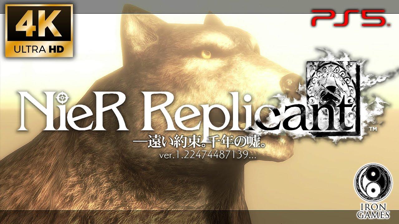 #31【PS5/ニーアレプリカント】花嫁喰い狼「ロック」の真実:2周目攻略【ver.1.22474487139...】