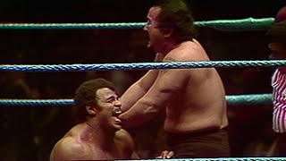 Rocky Johnson vs. Mr. Fuji: January 22, 1983