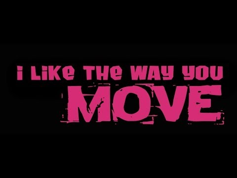 PATTIE BROOKS OFFICIAL VIDEO - I Like The Way You Move - Vocal mix