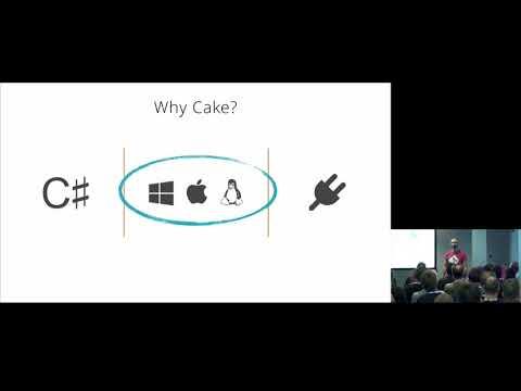 Cake + .NET Core = Write Once, Build Anywhere - Enrico Campidoglio