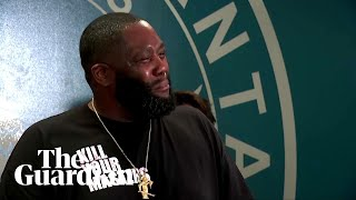 Killer Mike: 'You have a duty not to burn your own house down'