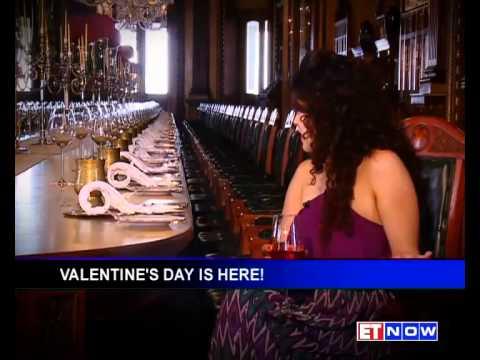 Weekend Mantra – Valentine's Day In Taj Falaknuma Palace, Hyderabad