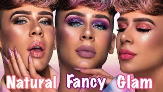 MARVYCORN PALETTE: 3 MAKEUP LOOKS! ♡ Natural/Fancy/Glam | Marvyn Macnificent