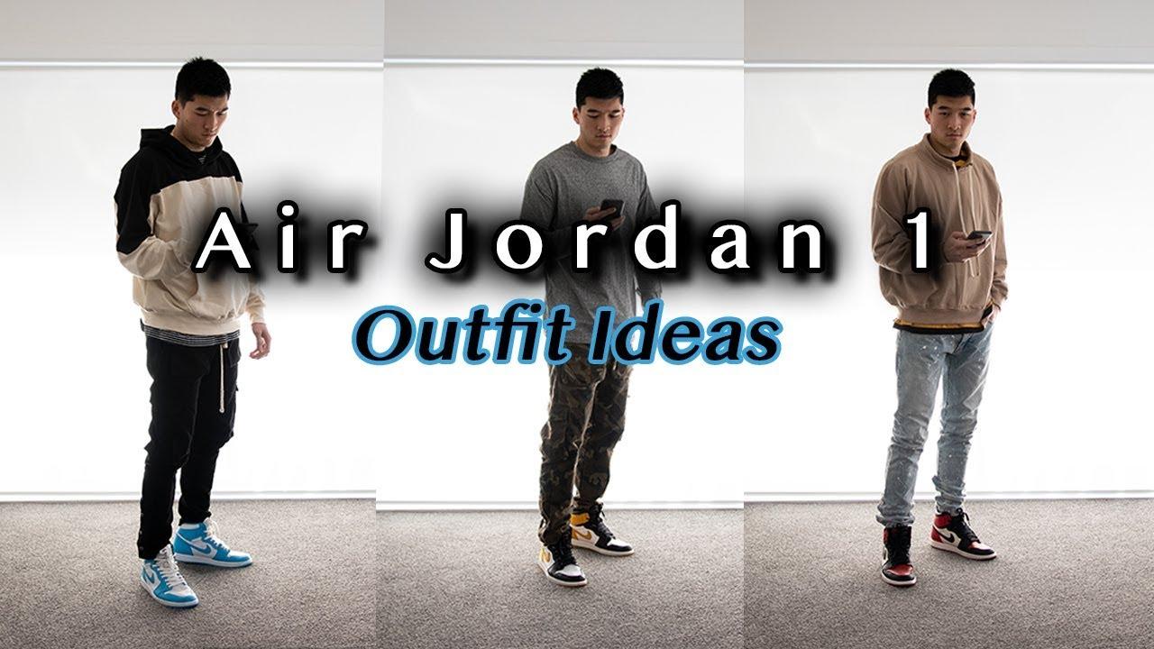 jordan 1 union outfit