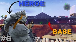 TEACHING MY SCHEMES, MY WEAPONS AND MY LATOSO VALLEY BASE FORTNITE: SAVE THE WORLD #6