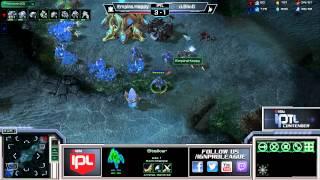 Empire vs Dignitas - Game 5 - IPTL Contender Group B - StarCraft 2