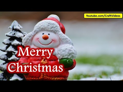 Merry Christmas and Happy New Year Wishes, Whatsapp Video, Xmas Greetings, Music, Songs and Messages