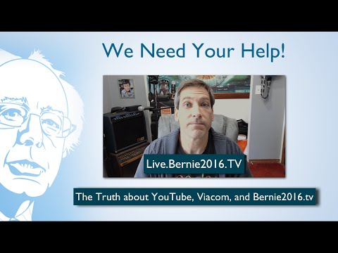 Bernie 2016 TV is at 5,000+ subscribers, they need 10,000 to host a rally at YouTube HQ. If only 10% of our subreddit subscribed we'd be at twice the treshold. It takes a split-second