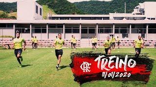 Treino do Flamengo - 11/01/2020