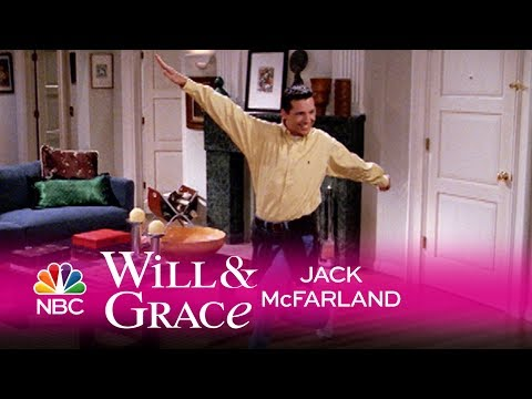 Will & Grace - Just Jack, One Night Only (Highlight)