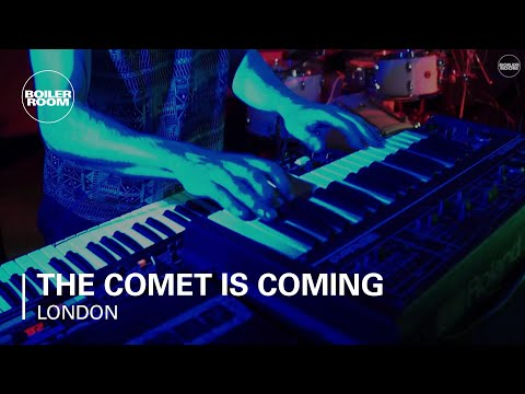 The Comet Is Coming Boiler Room London x Goldsmiths Sessions In Stereo