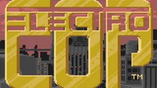 Atari Lynx Longplay [48] Electrocop