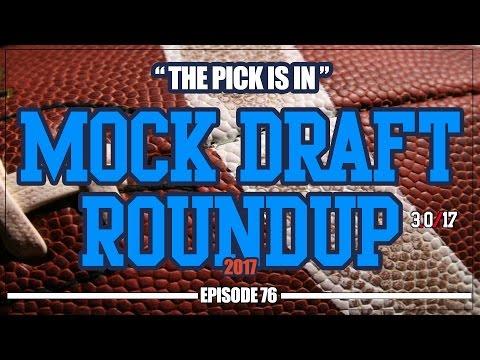 Dallas Cowboys Mock Draft Roundup 3