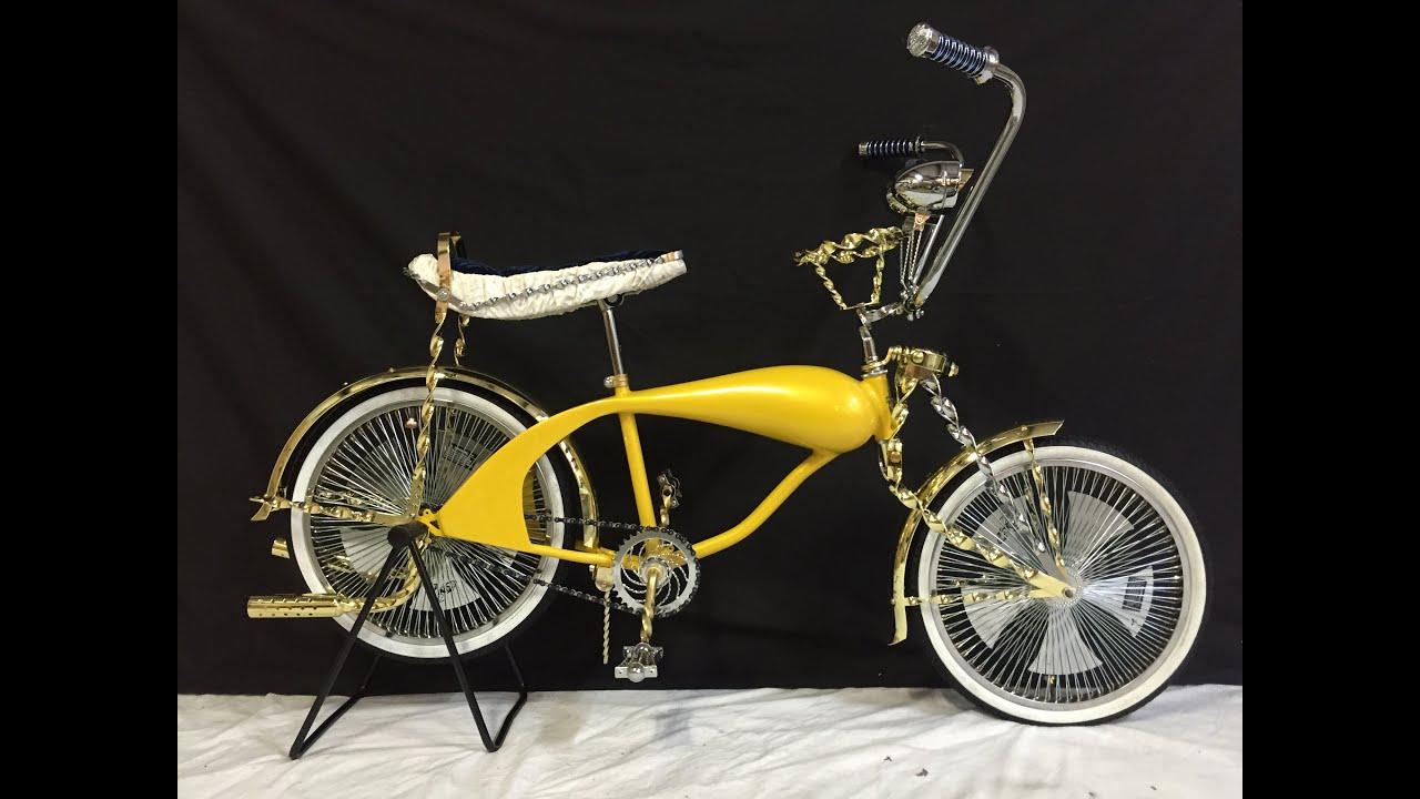 Mondo Lowrider Bike Youtube