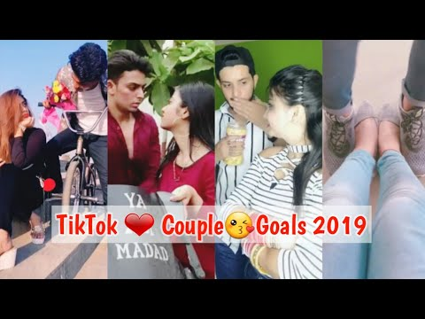 COUPLE & RELATIONSHIP💑GOALS | BEST ROMANTIC LOVE'S COUPLE | CUTE BF GF  GOALS MUSICALLY | BAE GOALS
