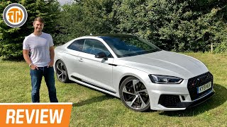 nEW DAILY? 2019 Audi RS5 Coupe  Exhaust Sound REVIEW