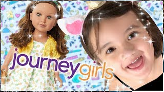 Whimsy unboxes Journey Girl's Kyla doll!