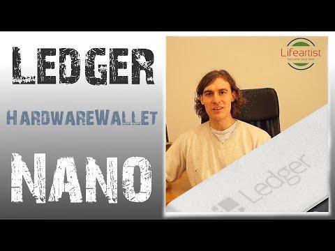 Ledger Nano S - BESTE Bitcoin Harware Wallet