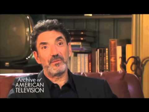 "Chuck Lorre on writing the ""Teenage Mutant Ninja Turtle"" themesong - EMMYTVLEGENDS.ORG"