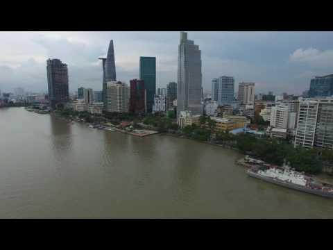 Amazing Ho Chi Minh City (Saigon), Vietnam July 2016, by Dag Eriksen