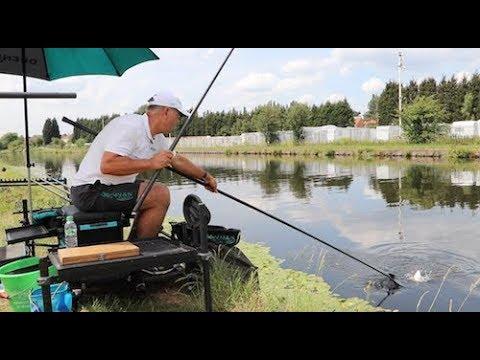 Pêchez le gardon en canal comme un champion du monde !