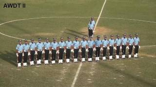 Air Warrior Drill Team II Of Indian Air Force At Subroto Cup 2K17