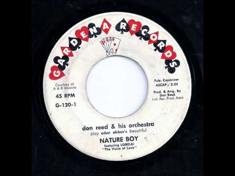 Nature Boy - Don Reed & Orch.