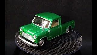 Diecast Mafia Progressive Build Corgi Austin Mini Countryman The Wrapup