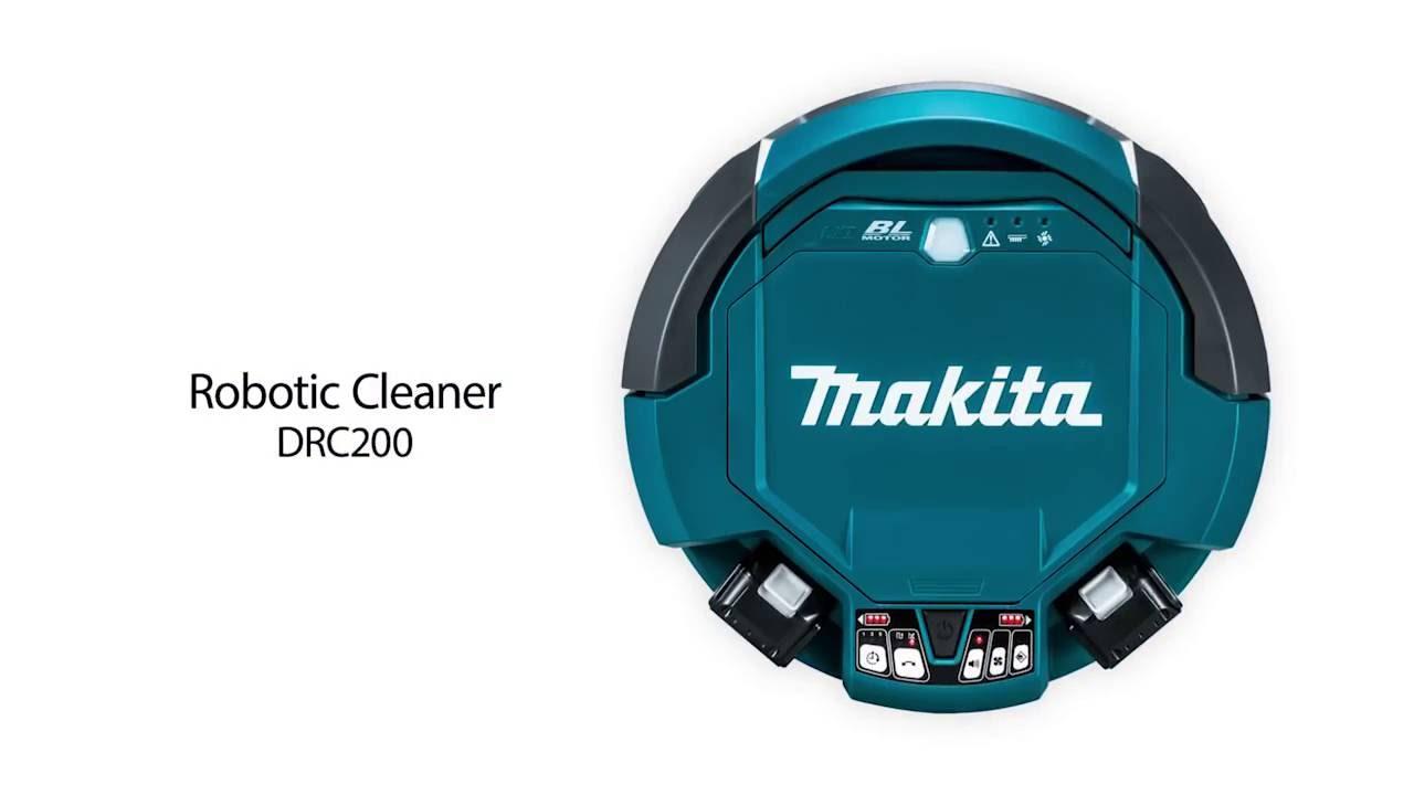 Makita 18V Robotic Vacuum Cleaner