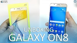 Samsung Galaxy On8 Infinity August (2018) Unboxing And Overview I Hindi