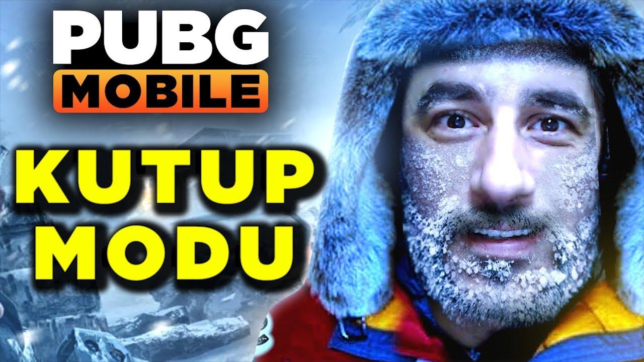 YENİ KUTUP MODU, DRONE VE FAZLASI - PUBG Mobile