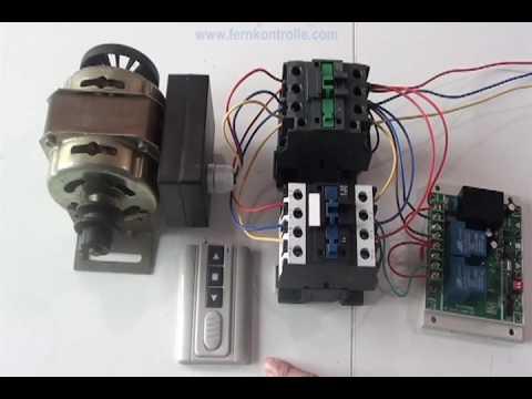 380V Getriebmotor Elektromotoren anschließen Pumpensteuerung ...