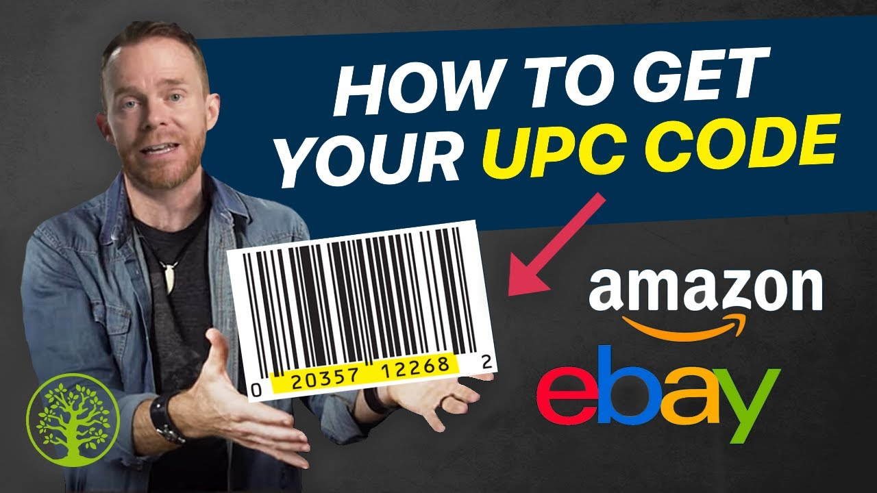 GS1 Barcode Tutorial | Step by Step How to Get Your Amazon FBA UPC Code