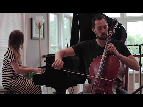 Sia - Chandelier (Piano/Cello Cover) - Brooklyn Duo