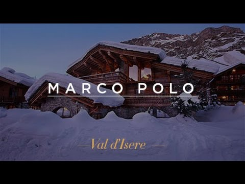 Chalet Marco Polo - Luxury Ski Chalet Val d\'Isere, France - YouTube
