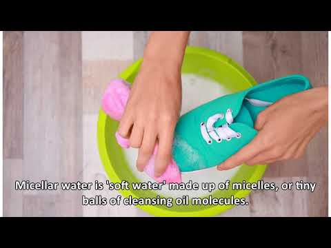 Woman shares trick for cleaning suede heels