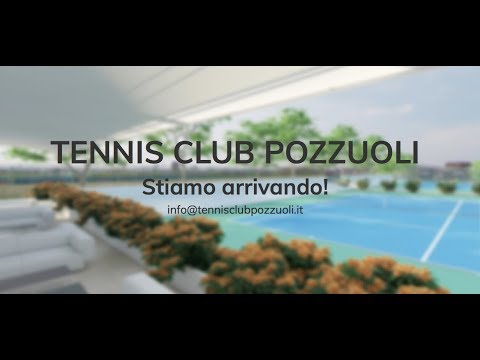 Tennis Club Pozzuoli - Work In Progress!