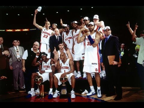 Detroit Pistons: Best Playoff Plays At The Palace During Championship Season (1989, 1990, 2004)