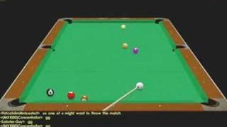 Virtual Pool 3 - NMORE VIDEOS @ WWW.BILLIARDSEXPERT.COM